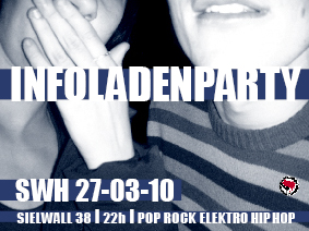 Infoladen Soli-Party