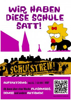 Schulstreik in Bremen!
